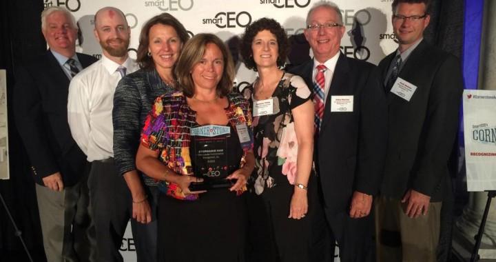 Smart CEO Award